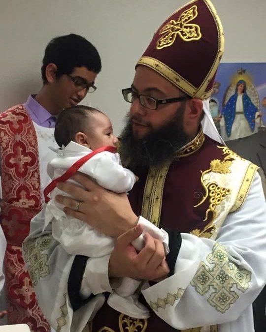 New Permanent Priest