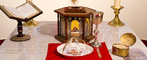 New Weekday Divine Liturgy!